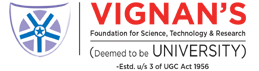 Vignan University Guntur logo